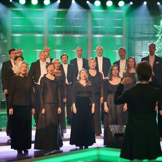 Chor singt (Foto: SWR, Stephan Dinges)