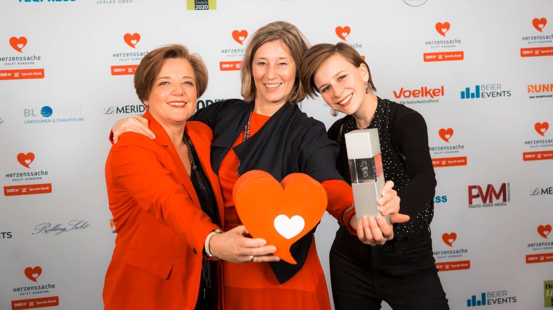 Herzenssache bekommt Dolde Medien Preis verliehen (Foto: Michael Joos)