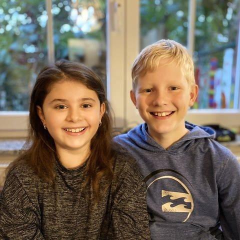 Stella und Marco bei den Kleinen Stars mit Handicap (Foto: Herzenssache)