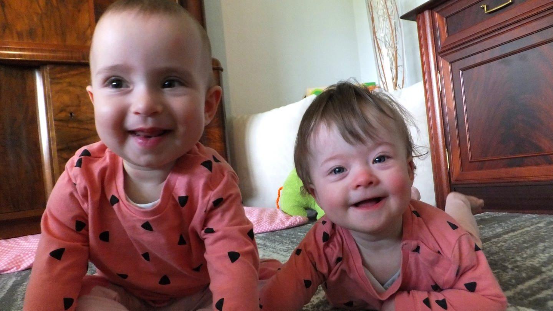 Zwillinge Victoria und Aurelia (Foto: Herzenssache)
