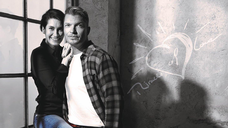 Alice und Hardy Krüger jr. entwerfen Hose für Herzenssache (Foto: Miracle of Denim)